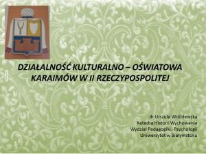 Karaimi PTL Poznań